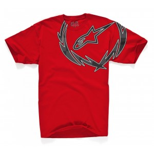 METAL WREATH TEE